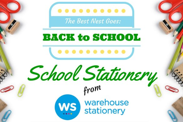 New Zealand's Top Mummy Blogger Blog School Stationery