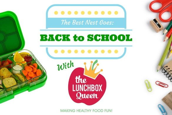 New Zealand's Top Mummy Blogger Blog School Bento Lunchbox