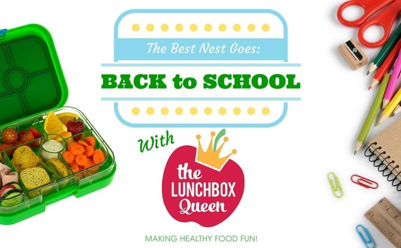 New Zealand's Top Mummy Blogger Blog School Bento Lunchbox