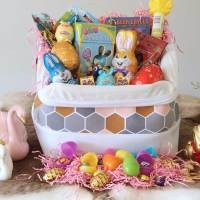Creating the ULTIMATE Easter Gift Basket + Giveaway!