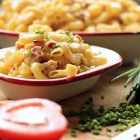 The Best One Pan Macaroni Cheese Recipe