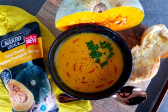 New Zealand's Top Mummy Blogger Parenting Travel Blog Family Travelblog Pumpkin Soup Recipe
