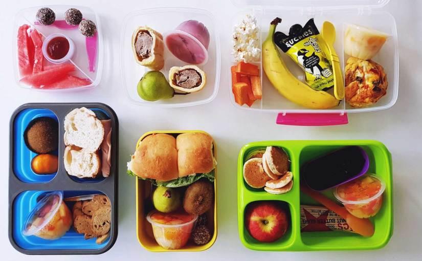 The LunchBox Refresh – 5 Days, Zero Sandwiches