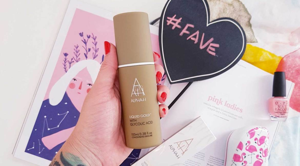 New Zealand's Top Mummy Blogger Parenting Travel Blog Family Alpha-H Liquid Gold
