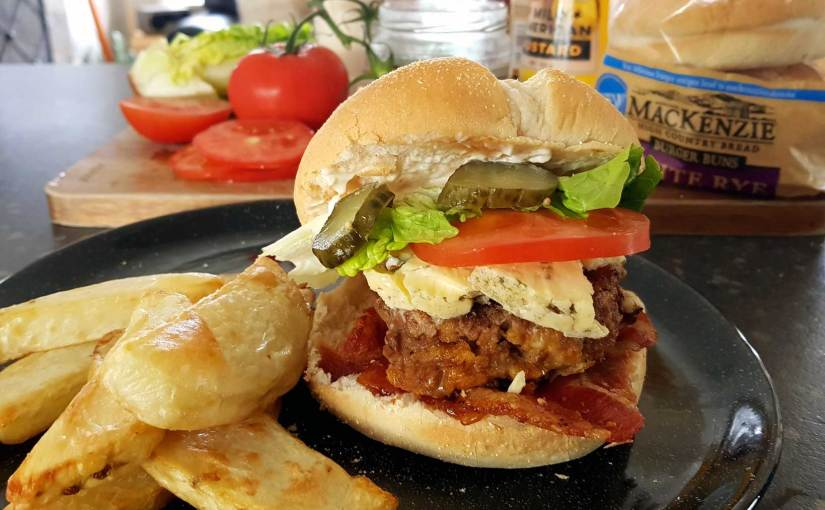 Cook, Eat – Homemade Burger Patty Recipe