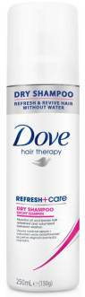 New Zealand's Top Mummy Blogger Parenting Travel Blog Family Dove Dry Shampoo Review