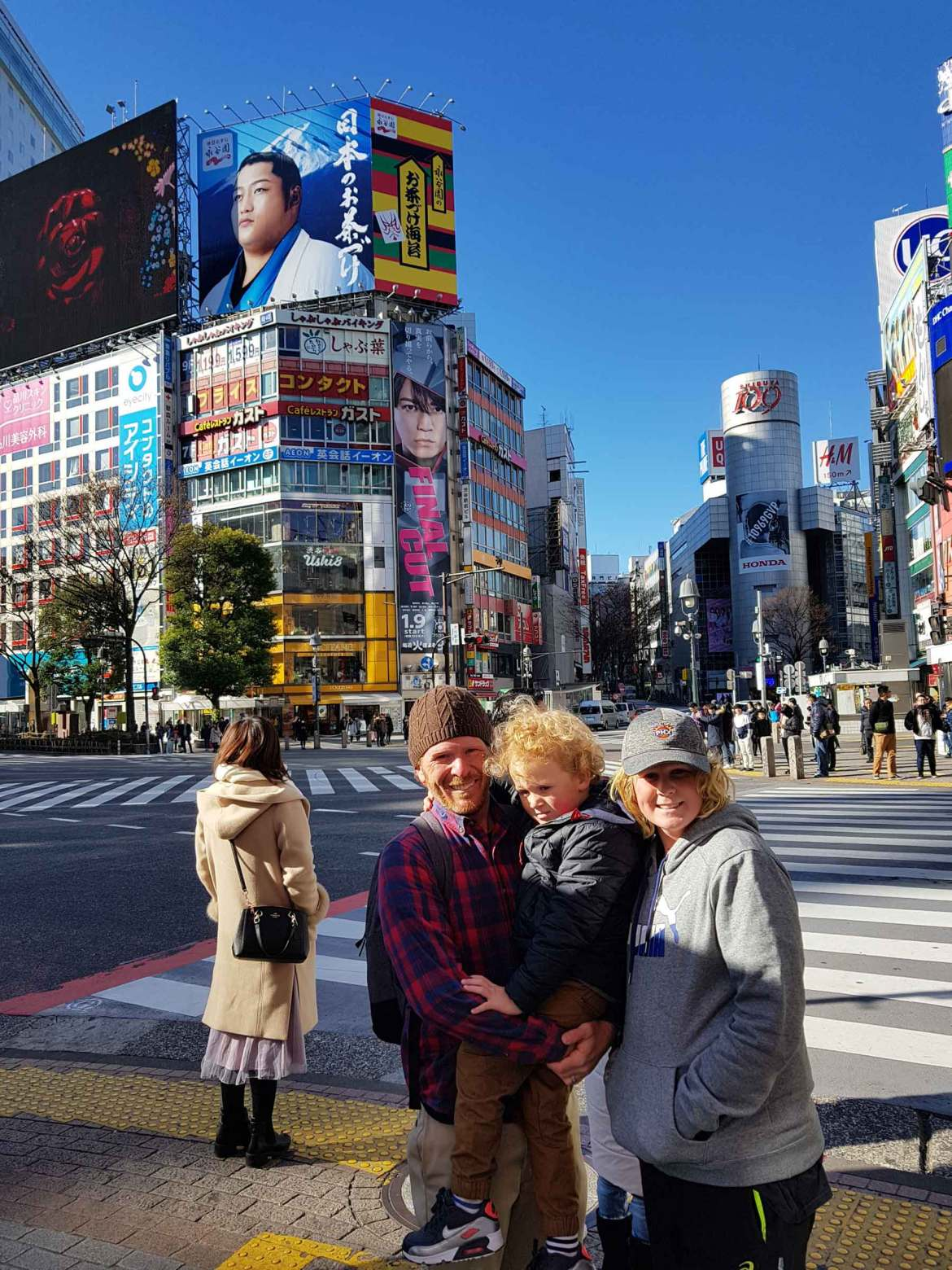 New Zealand's Top Mummy Blogger Parenting Travel Blog Family Japan Tokyo