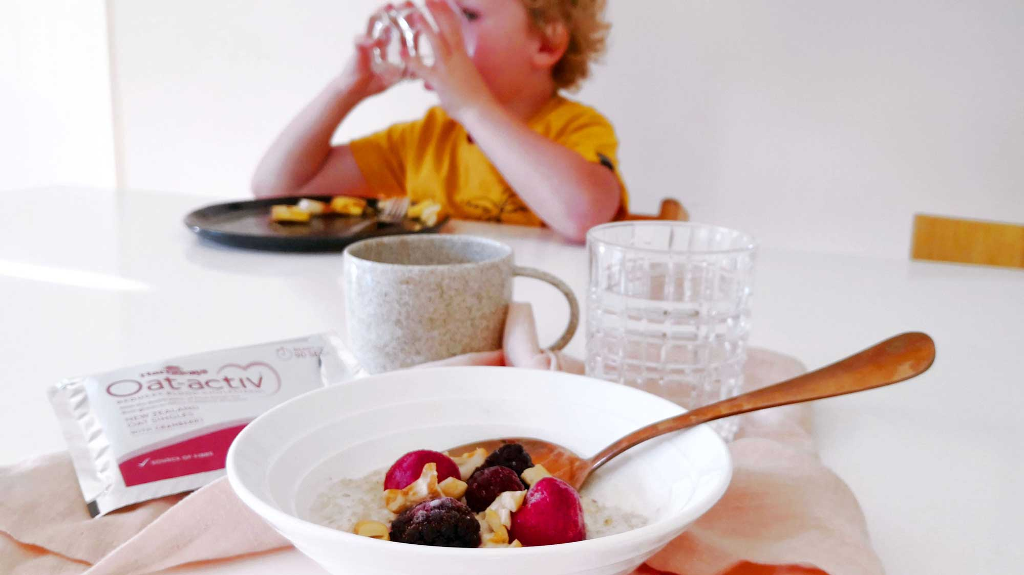 Creating a Healthful Morning Routine