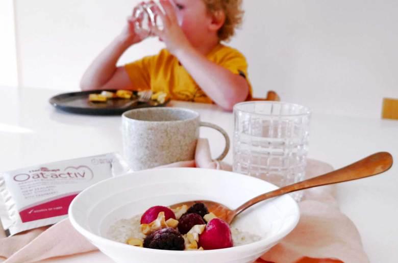 New Zealand's Top Travel Lifestyle Blog Breakfast Oats