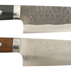 Best Damascus Kitchen Knives Tops Wood Saji Japanese At The Things