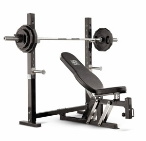 Marcy Pro Olympic Bench Review
