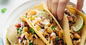 Easy Chile Lime Fish Tacos