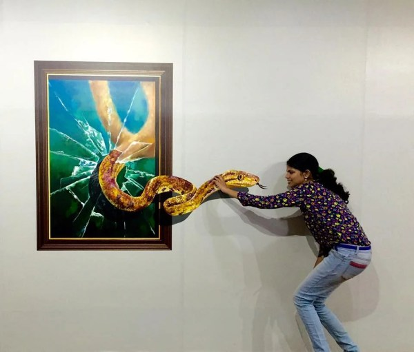 India' 3d Art Museum Opens In Chennai
