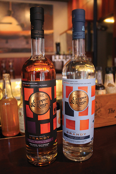 RIDC Highlights Copper  Kings American Brandy  The