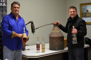 Amity Wines Holds Onyx Moonshine Tasting Event  The