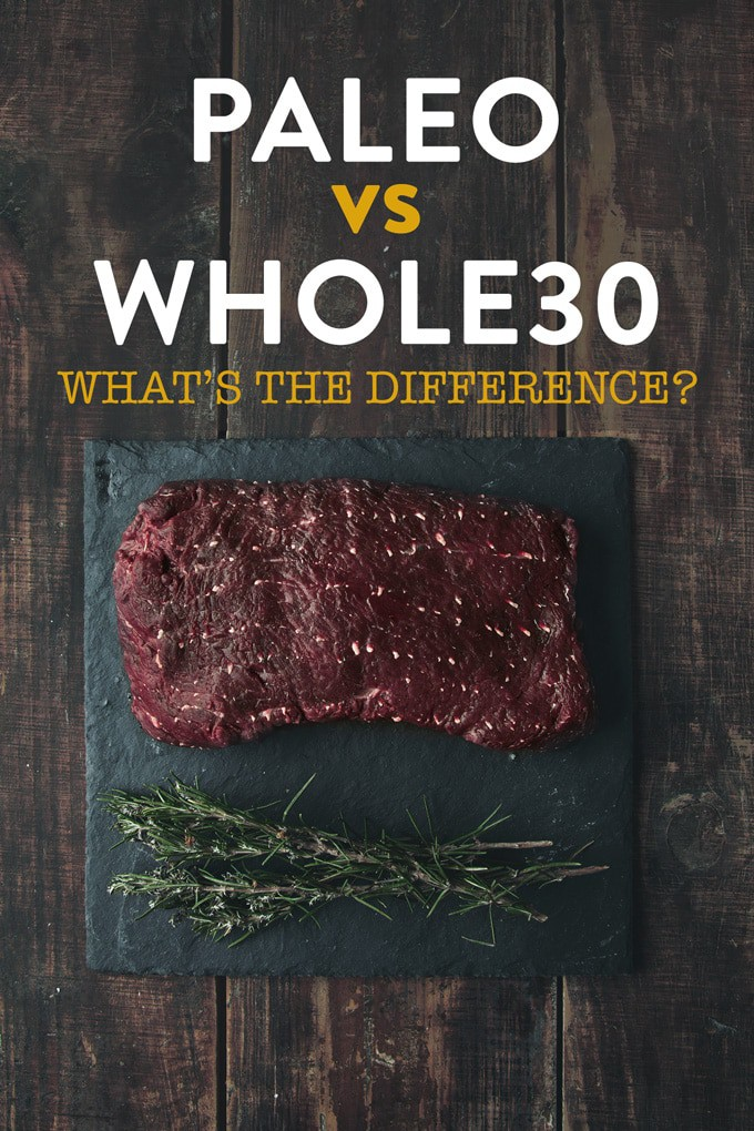 Paleo VS Whole30 Whats the Difference  The Bewitchin