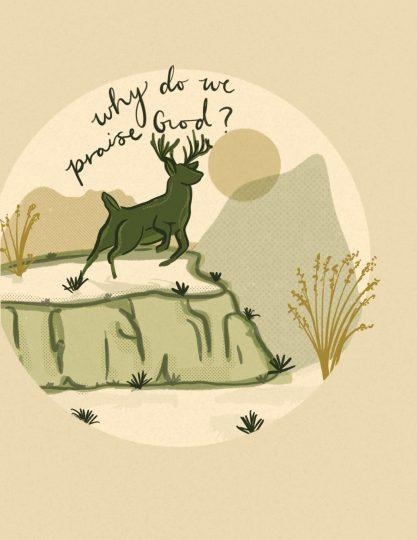 #4_ Deer - Praise God?