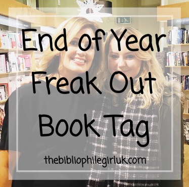End Of 2016 Freak Out Book Tag
