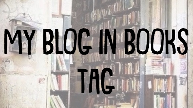 Image result for My blogs name in books tag