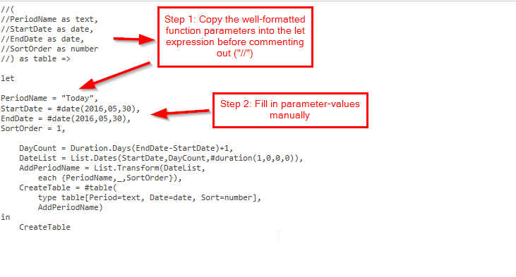 AnalyzeM-Functions