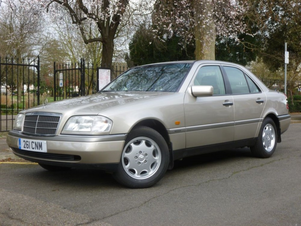 medium resolution of 1995 mercedes c class 280 elegance