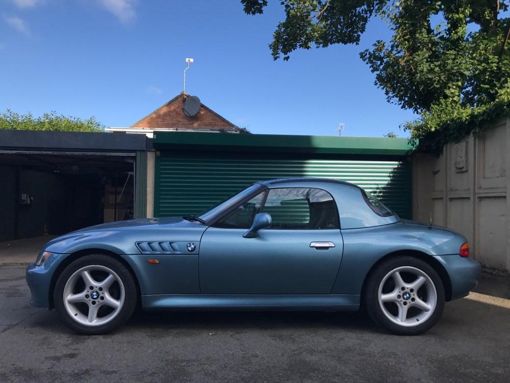 medium resolution of 1997 bmw z3 roadster