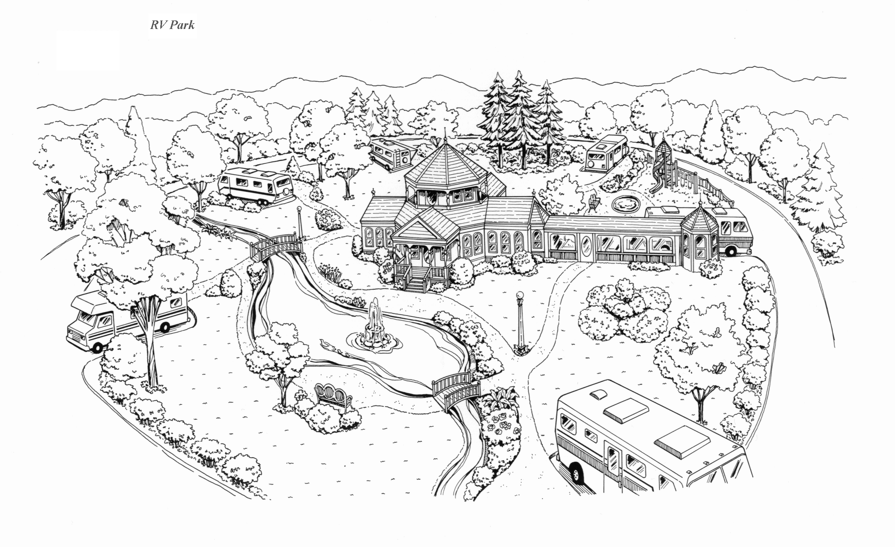 Designing An Rv Park @ misity64 :: 痞客邦
