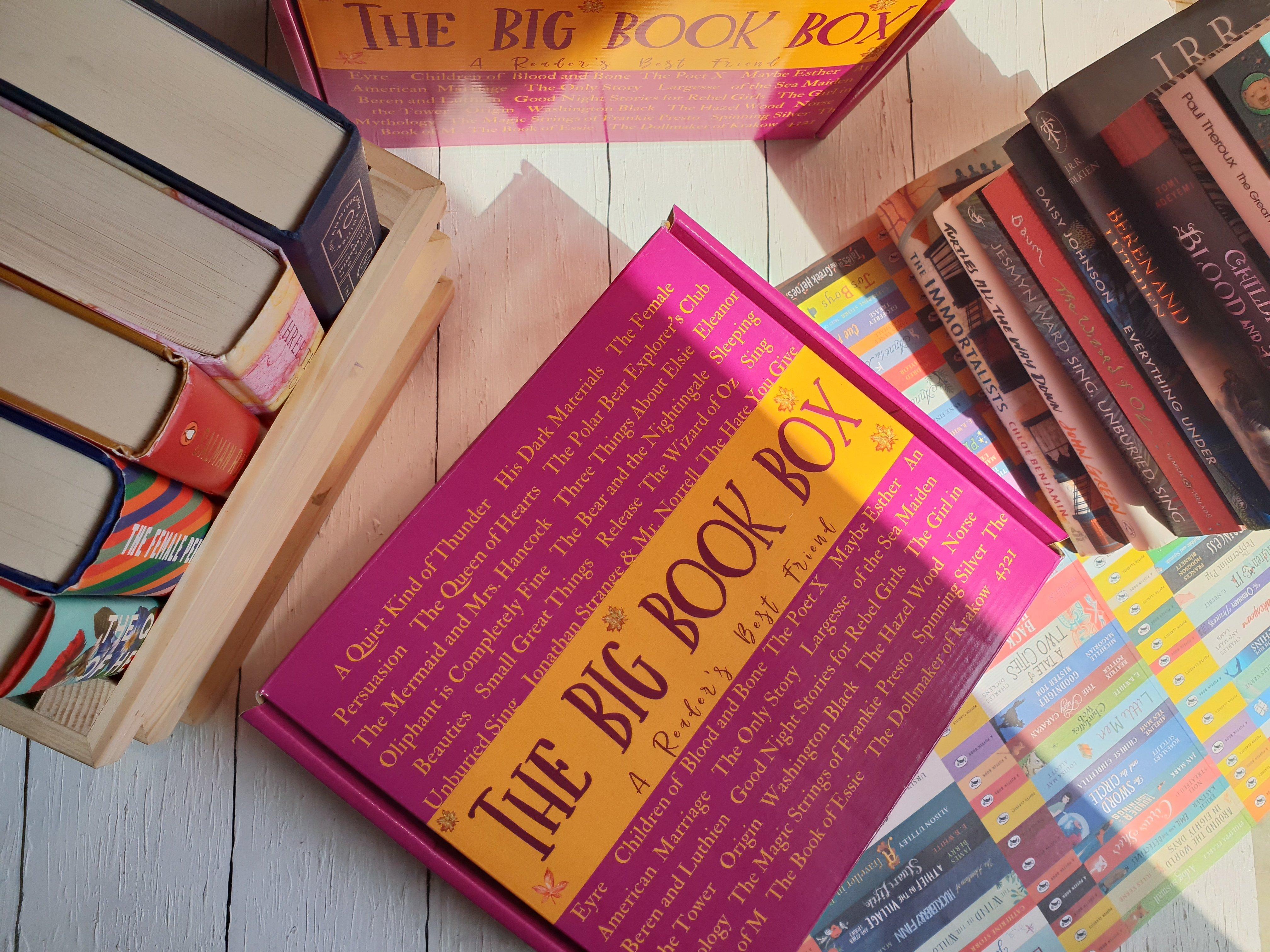 The Big Book Box Fall 2018