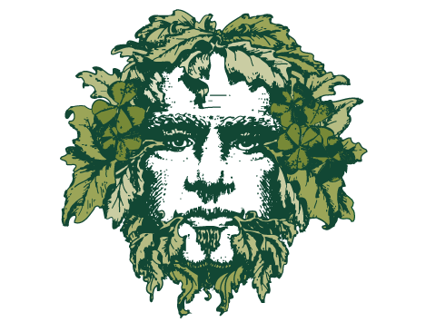 Green Man Brewery Logo