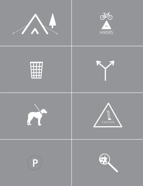 Bracken Preserve Icon Design