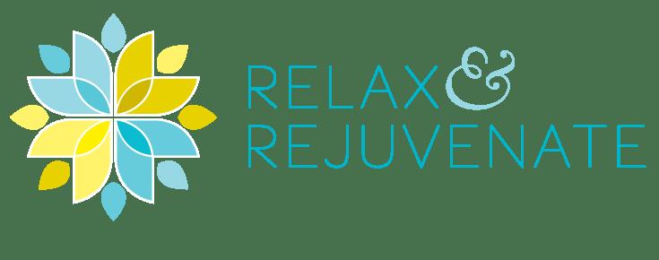 Relax & Rejuvenate Logo Full