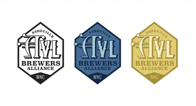 Asheville Brewers Alliance Official Logo Colors