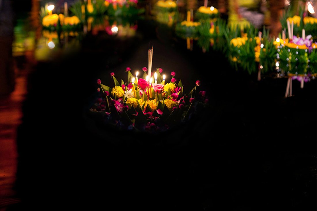 Celebrate The Magical Loy Krathong Festival Of Lights At 137