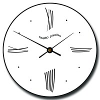 "Modern Wall Clocks from 12"" to 60""! Customize your clock!"