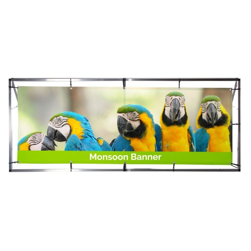 Monsoon Banner Frame - The Big Display Company