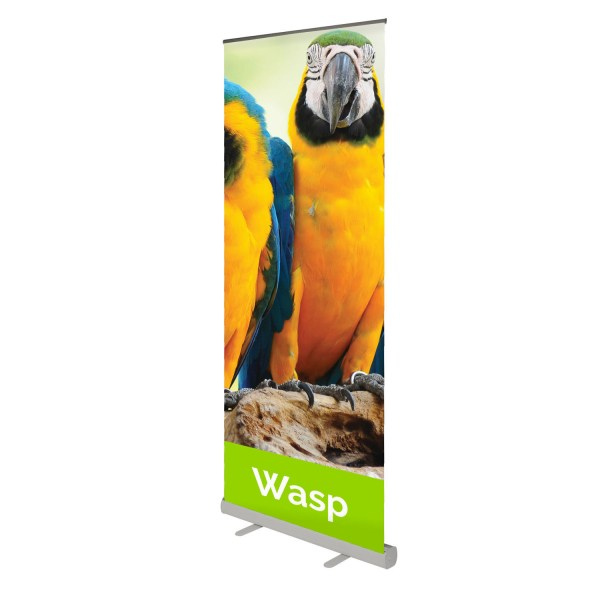 Wasp Pull Up Banner Displays - The Big Display Company