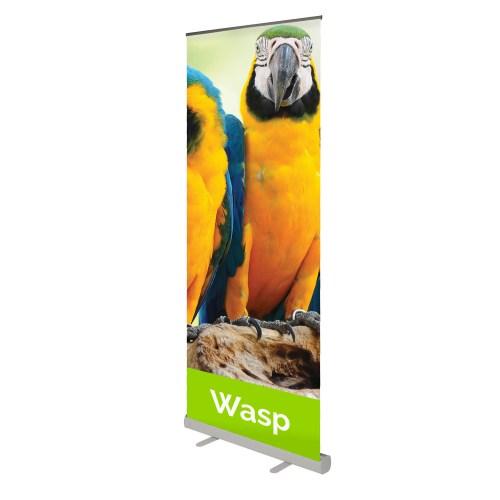Wasp Pull Up Banner Displays - The Big Display Company
