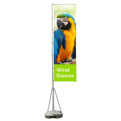 Printed Wind Dancer Flag - The Big Display Company