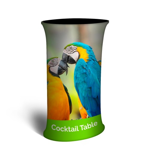 Formulate Cocktail Table - The Big Display Company