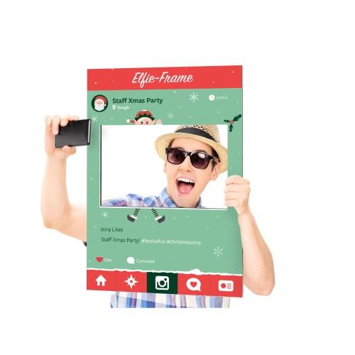 Selfie Frame Christmas