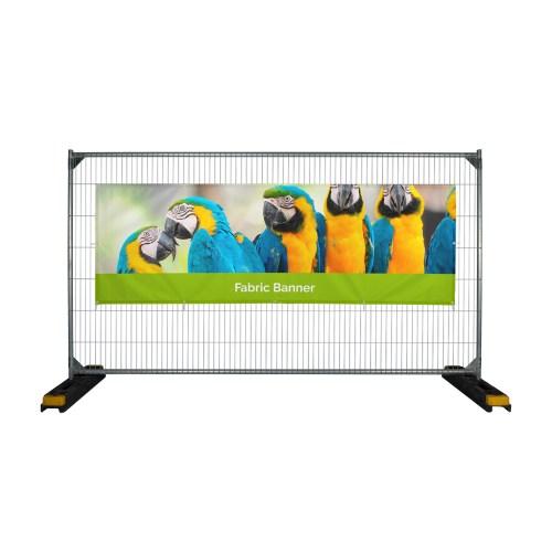 Printed Eco Fabric Banners - The Big Display Company