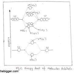 What Is An Energy Level Diagram Coronary Anatomy Explain For Molecular Orbitals Of Orbit