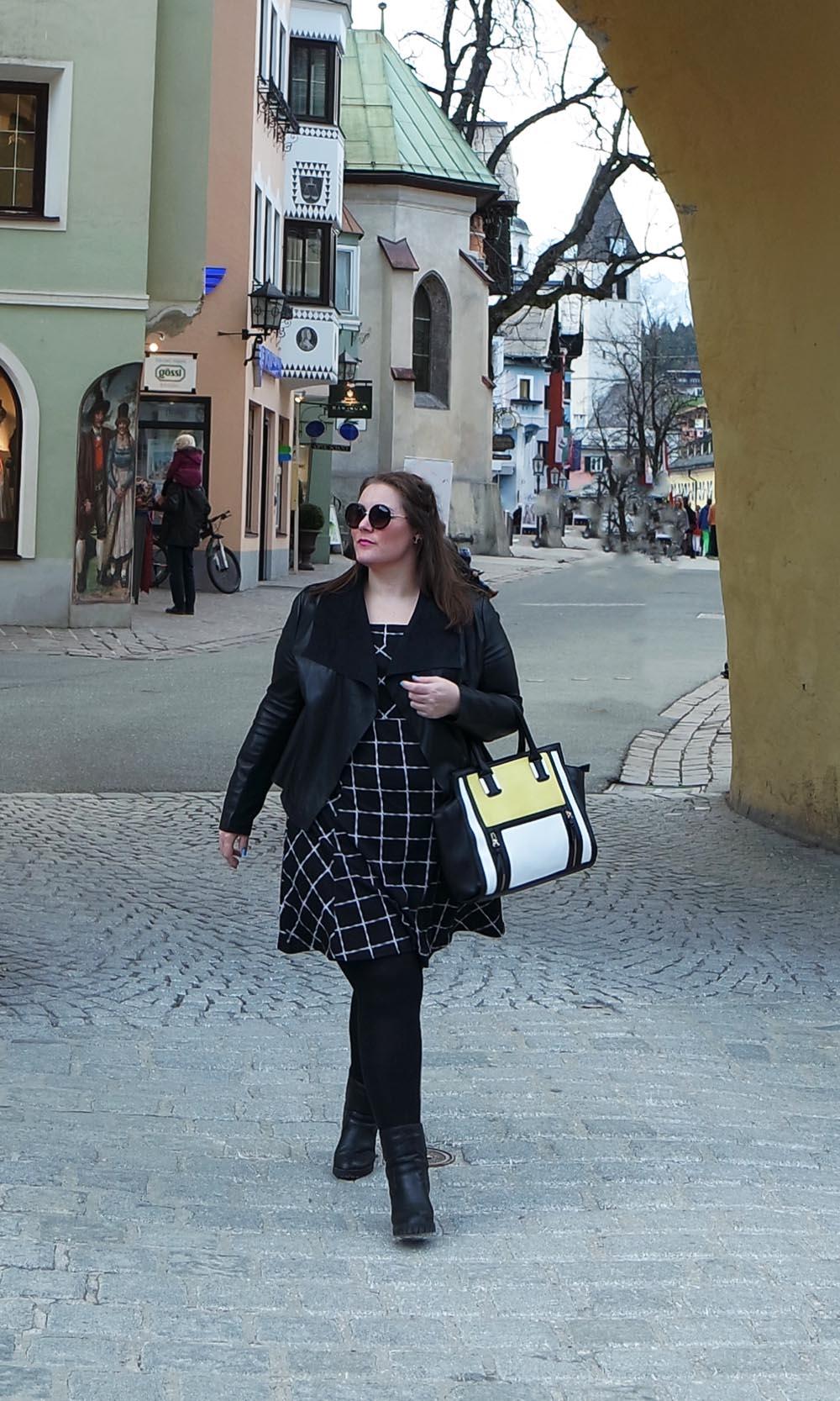 straatjes van Kitzbühel