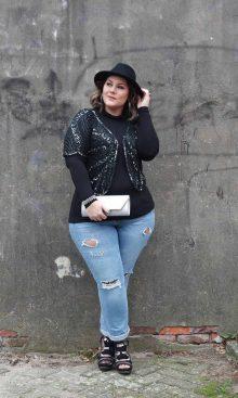 glitter & jeans