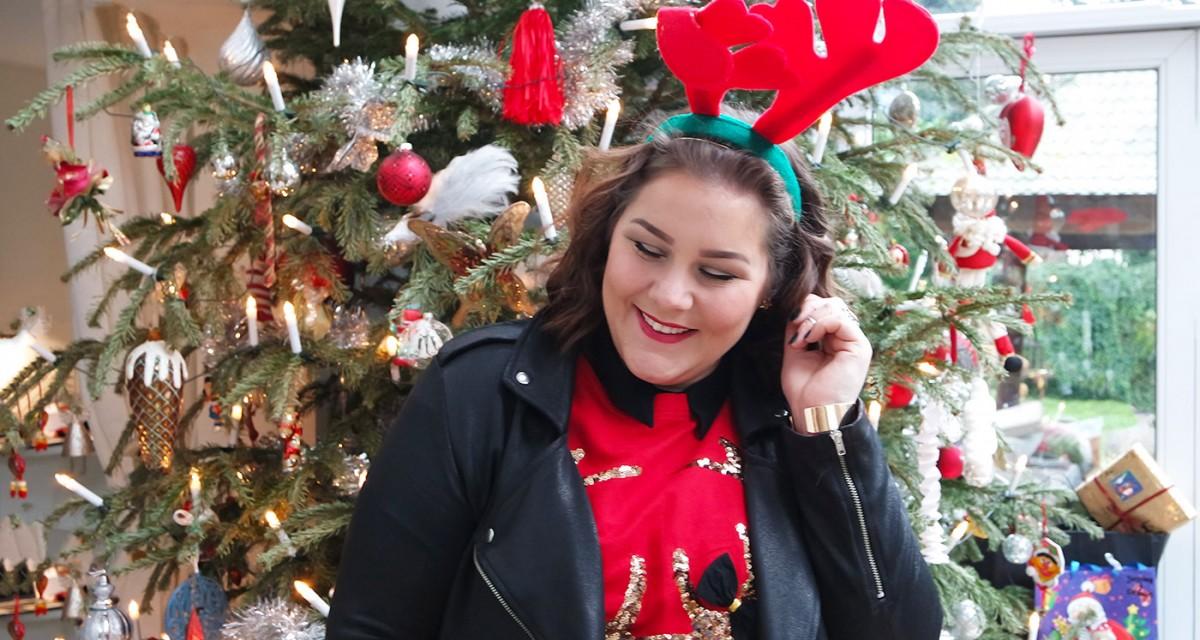 de Kerstmis look