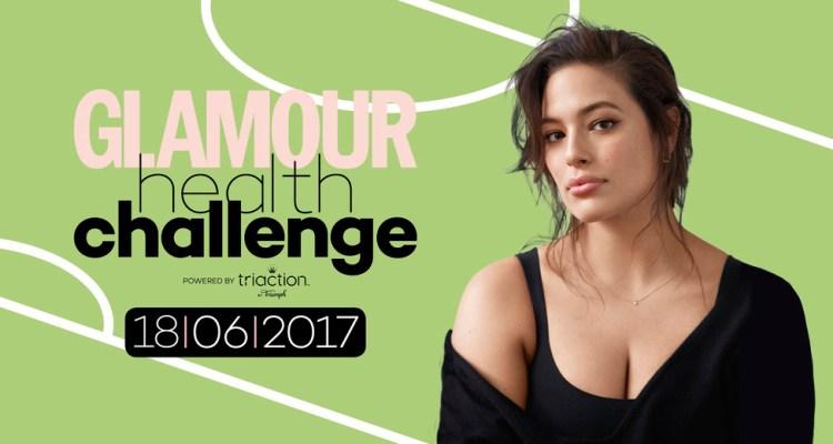 Glamour Health Challenge 2017