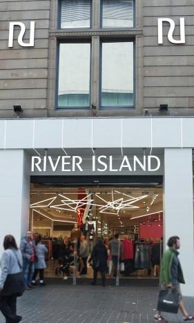 shoppen in Liverpool