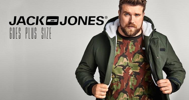 jack & jones plus size