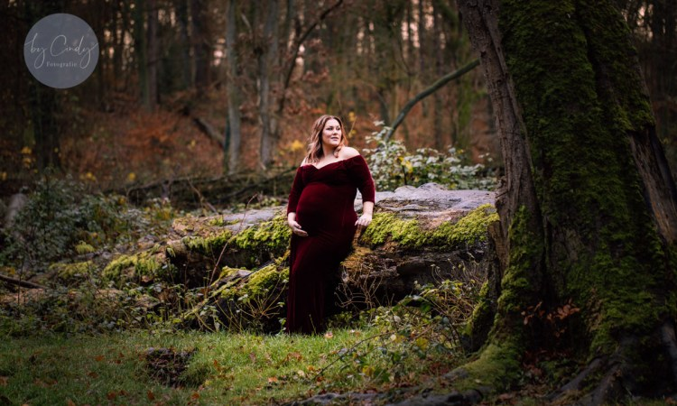 Josine Wille zwanger