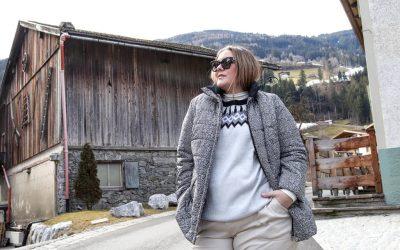 happy size, thebiggerblog, 2020, winter, wintersport, plussize, grote maten, Noorse trui, herringbone print, maat 50, maat 48, nepleren broek, beige broek,plussize blog, mode blog, fashion blog, Oostenrijk, Kaltenbach
